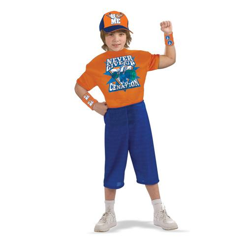WWE JOHN CENA DLX CHILD LG