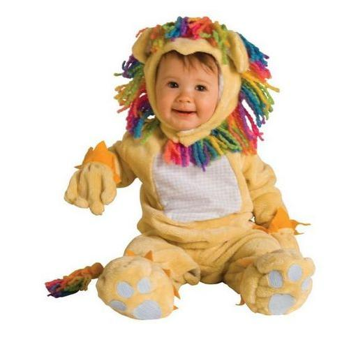 FEARLESS LIL LION INFANT 12-18
