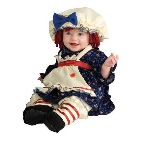 RAGAMUFFIN DOLLY CHILD SMALL