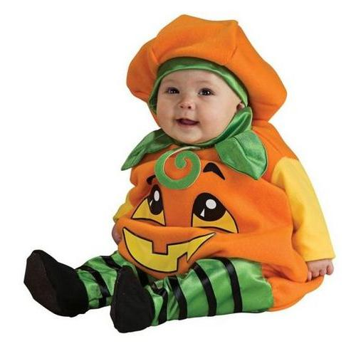 PUMPKIN JUMPER INFANT