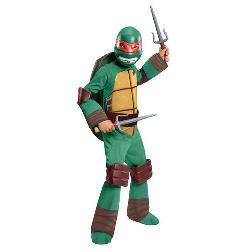 TMNT RAPHAEL DELX CHILD SM