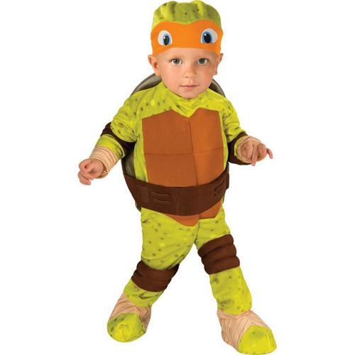 TMNT MICHELANGELO TODDLER