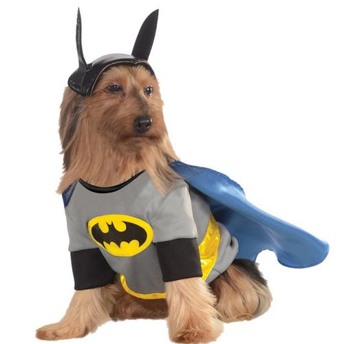 PET COSTUME BATMAN XLARGE