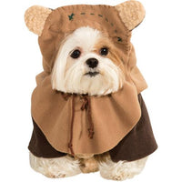 PET COSTUME EWOK LARGE