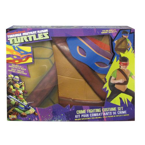 TMNT CRIME FIGHTING BOX SET