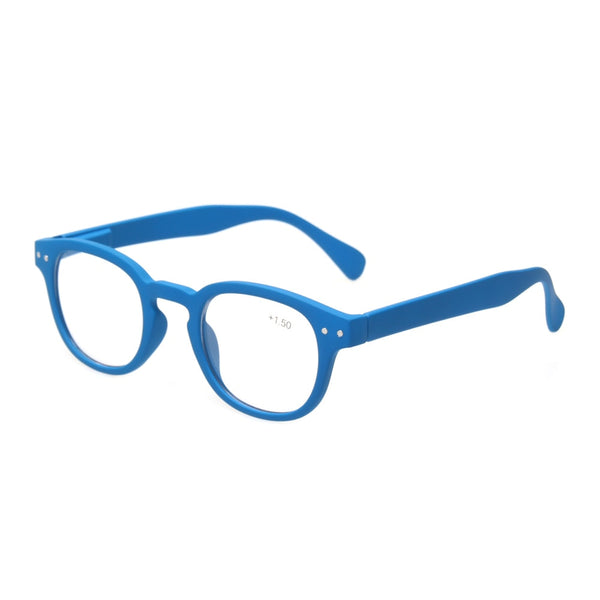 Reading Glasses Quality Fashion Men Women Plastic Eyeglasses Larger Frame Spring Hinge Readers Diopter Glasses