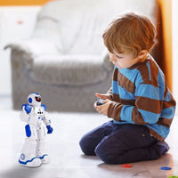 Remote Control Robot Intelligent Gesture Sensing Programmable Dancing Electronic Robot Toys For Kids Children Gift For Boys