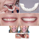 Instant Smile Snap On Comfort Fit Flex Teeth Fits Most Comfortable