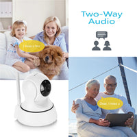 Baby Monitor IP Camera Wi-Fi Wireless Mini Network OR Camera Surveillance Night Vision