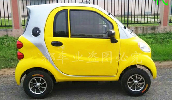 SD-HZ-1-lithium battery48v20ah  The elderly scooter electric vehicle with four wheels instead of four wheeled car