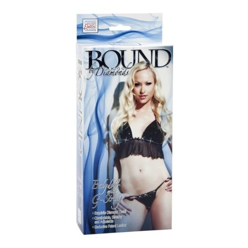 Bound by Diamonds - Babydoll With G-String