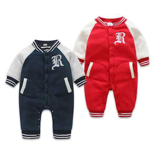 Infant Baby Boys Rompers