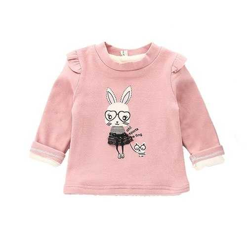 Cute Animal Baby Girl Sweater