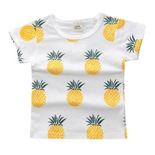 Baby Girls Summer T-Shirt