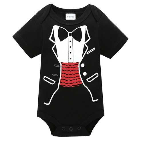 Summer Baby Boy Girl Romper