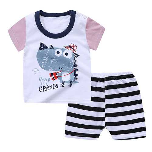 Baby Boys Summer Short Set
