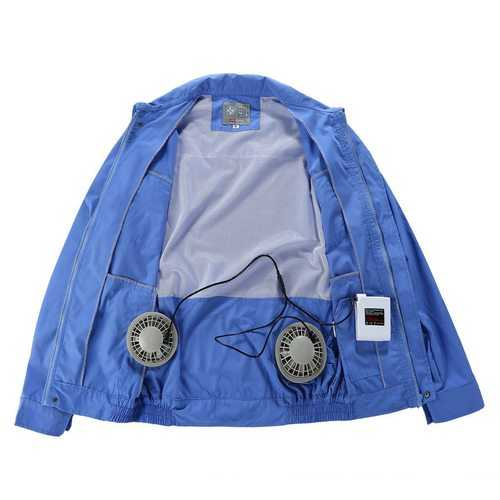 Work Heatstroke Prevention Jacket