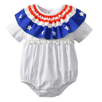 Baby Summer Romper For 0-24M