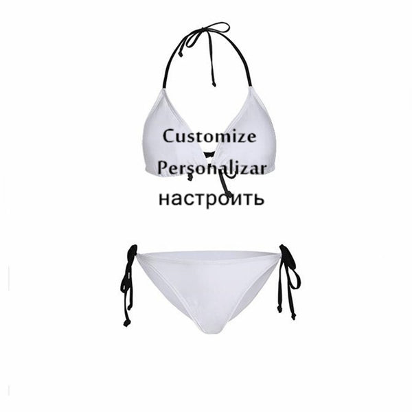 Sext Thong Bikini Set Women Swimwear 2019 Push Up Padded Brazilian Beachwear Biquini Swimsuit Women Bathing Suits Sports Bikinis