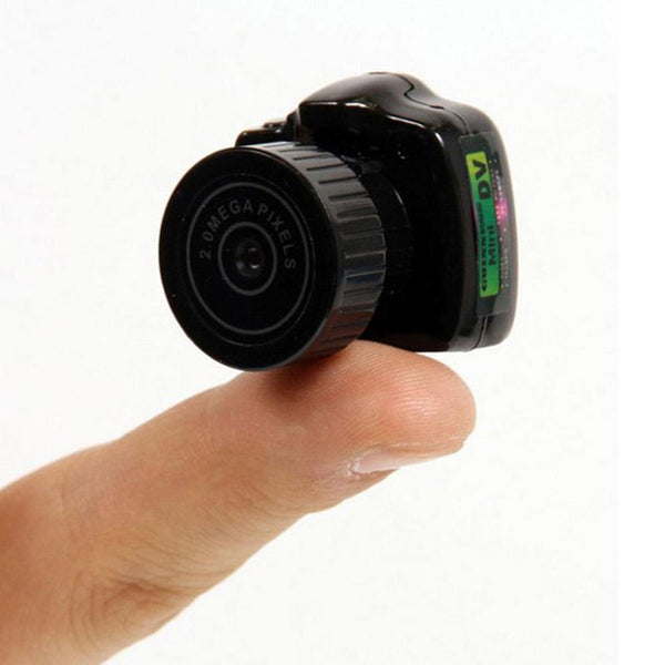 Super Micro HD Pocket Video Audio Digital Camera Mini Camcorder Mega Pixel 480P DV DVR Recorder Web Cam 720P JPG