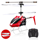 Official W25 RC Helicopter 2 CH 2 Channel Mini RC Drone With Gyro Crash Resistant