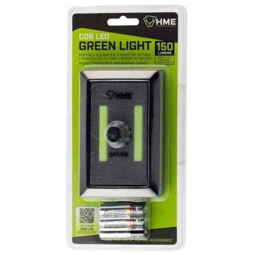 COB LED Green Light Wall Switch