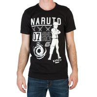 Naruto 07 Nine Tails Black T-Shirt