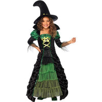 STORYBOOK WITCH CHILD LARGE