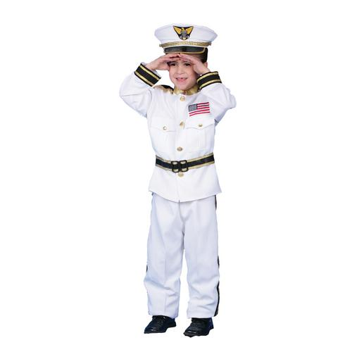 NAVY ADMIRAL SMALL 4 TO 6