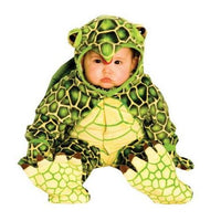 TURTLE PLUSH TODDLR 2T 4T