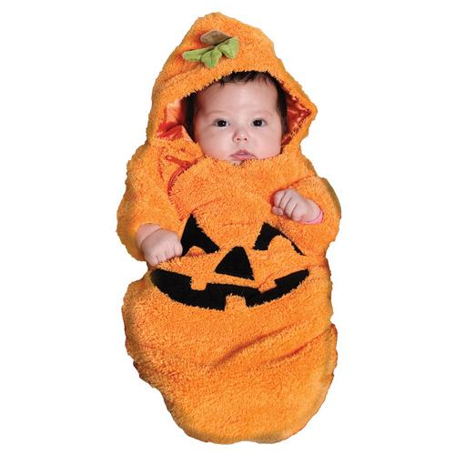 PUMPKIN BUNTING INFANT