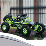 WLtoys 12428 1/12 4WD 50KM/H Crawler RC Car With LED Light RTR 2.4G High Speed Monster Truck Radio Remote Control Car