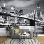 Wallpapers YOUMAN Custom Modern Photo Wallpaper 3 d City Baby Wallpapers Mural Wall Desktop Wallpaper Black Home Decor Mural