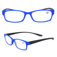 Women's Halter Reading Glasses for Woman and Man Red Cheap Men's Plastic Readers Blue with Cloth and Pouch High Quality Green