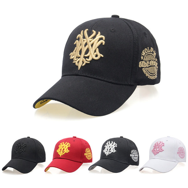 Women's New Cap Hat Casual Baseball Caps Embroidery Decorative Pattern Letter Decorated Beauty Luxury Pattern Cotton