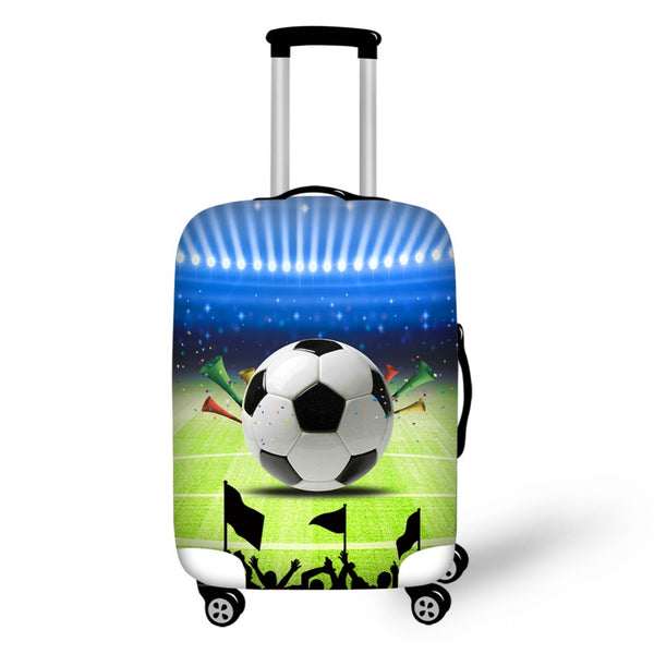 World Games Cup Series Luggage Protective Cover High Elastic Apply to 18-30 inch Trolley Case Travel Suitcase Covers Bags