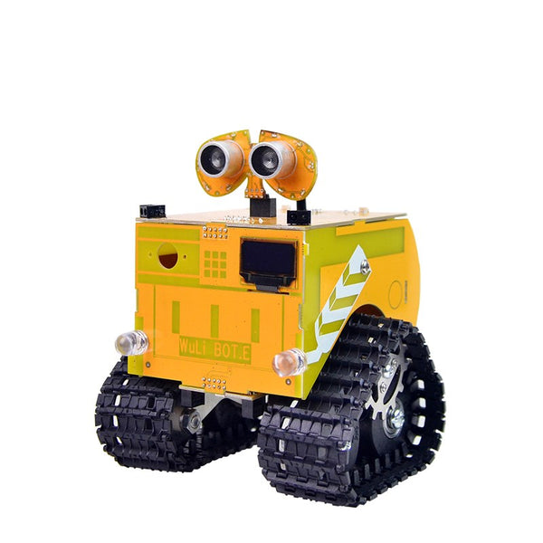 Xiao R Wuli Bot Scratch STEAM Programming RC Robot APP Ard uino UNO R3 Toys Models for Kids Students