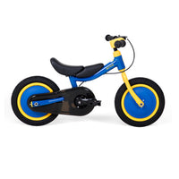 Xiaomi MiJia QiCycle Bike Tricycle Scooter 12 Inch for Children Yellow Color Slide&bicycle Dual Use
