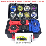 ZXZ Beyblade Arena Metal Fusion No Lanceur Bayblade Bleyblade B113 Burst With Launcher Kids Bey Blade Blades Toys For Children