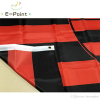 Brazil Clube de Regatas do Flamengo RJ 3*5ft (90cm*150cm) Polyester flag Banner decoration flying home & garden flag Festive gifts