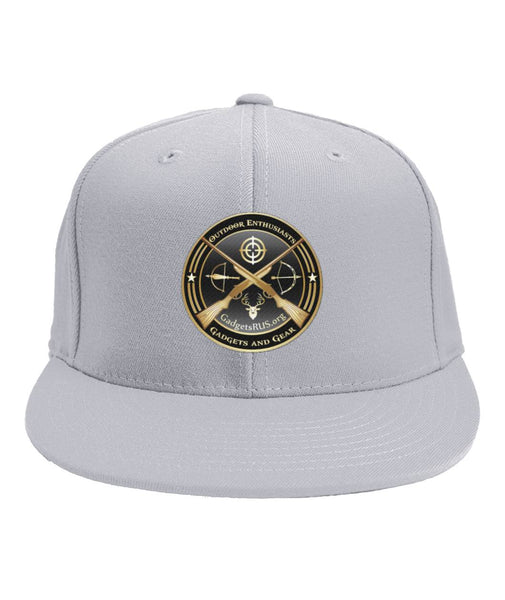 Gear and Gadgets 6-Panel Classic Snapback