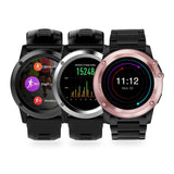 H1 smart Watch IP68 Waterproof 1.39 inch 400*400 GPS Wifi 3G Heart Rate 4GB+512MB Camera 500 sport smart watch For Android IOS