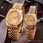 HOT Luxury Watches Couples Style Classic Automatic Movement Mechanical Fashion Men Mens Women Womens Watch Watches