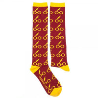 Harry Potter Glasses Knee High Socks