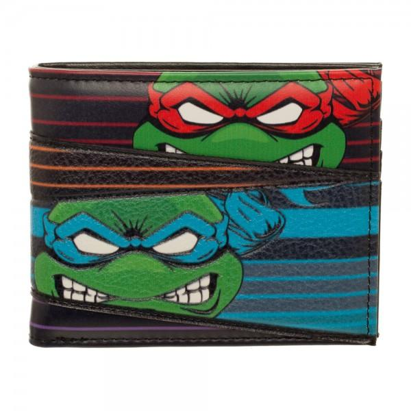 Teenage Mutant Ninja Turtles PU Bi-Fold Wallet