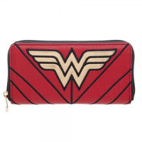 DC Comics Wonder Woman Zip Around Wallet