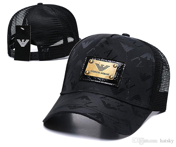Luxury Women Men Brand Designer Summer Style Casual Cap Popular Couples Mesh Baseball Cap Avant-garde Patchwork Eashion Hip Hop Cap Hat