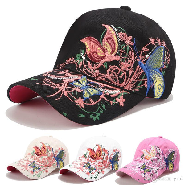 NEW Embroidery floral Snapback Caps Men Basketball Hip Pop Baseball Cap Adjustable Flower Snapback hats ha