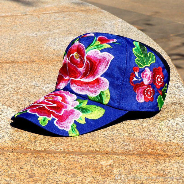 New floral Snapback Caps Women Basketball Hip Pop Baseball Cap Adjustable Flower Snapback hats ha