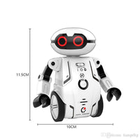 Silverlit Smart Maze Robot Kids Multifunction Dance Voice Electric Remote Control Toys Kids Boys Intelligent RC Robot Holiday Gift 0